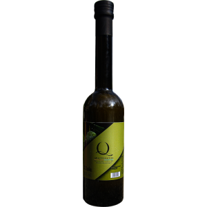 AOVE Ecológico 500ml Botella Cristal (Pack caja 3 Unds.)